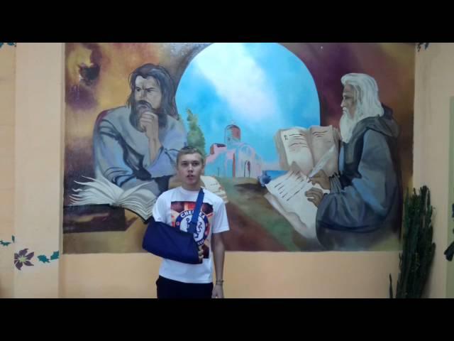 Изображение предпросмотра прочтения – АлександрДолжин читает произведение «Юному поэту (Юноша бледный со взором горящим…)» В.Я.Брюсова