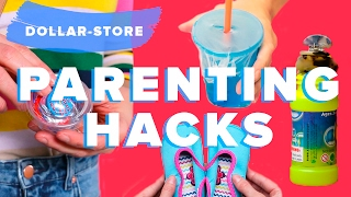 11 Dollar-Store Parenting Hacks