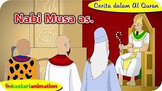 Download Cerita dalam Al Quran - Kisah Nabi Musa AS | Kastari Animation Official