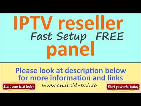 iptv reseller panel by shane tonks