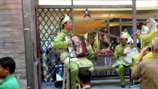 asian folk music in kuala lumpur, malaysia