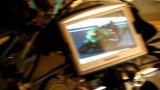 How to install a GPS on a moto…