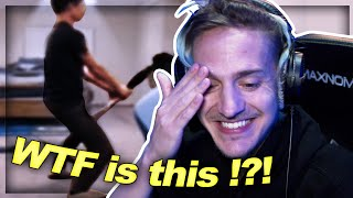 "Ninja Reacts to ""Why We Watch Ninja..."""