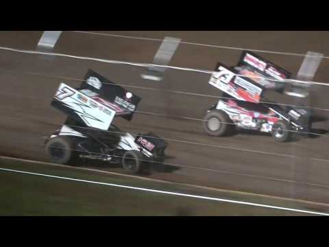IRA Sprint Richert Memorial - Cedar Lake Speedway 09/07/2019