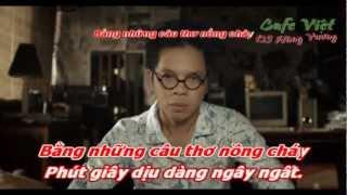 Chuyện tình nhà thơ - Văn Mai Hương Karaoke full
