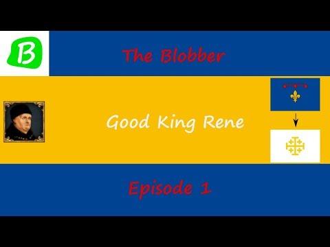 Let's Play Europa Universalis IV - Good King Rene - Episode 1