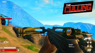 THE CULLING - ULTIMATE HUNGER GAMES GAMEPLAY! (The Culling Gameplay)