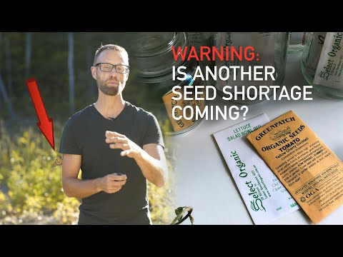 Warning- Are Seed Companies Going To Run Out Of Seeds?