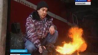 Село Доможаково может остаться без всей жизненно необходимой техники  09.02.2016(, 2016-02-10T01:27:01.000Z)