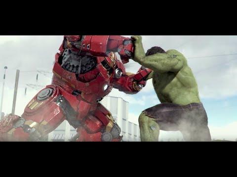 Iron Man Gamma Protocol   Animated Short by Anthony Mcgrath
