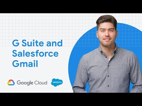 G Suite Integrations with Salesforce