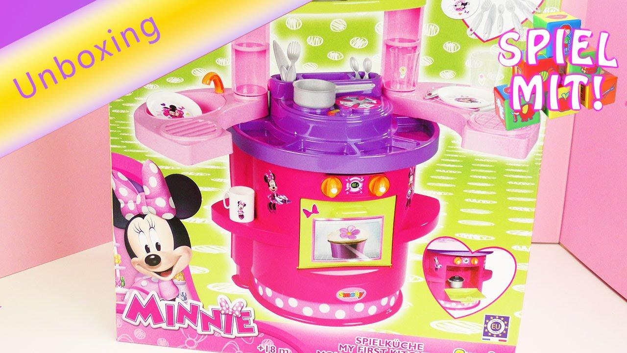 Minnie Maus Küche | Fototapete Tapete Disney Micky Minnie Maus Goofy ...