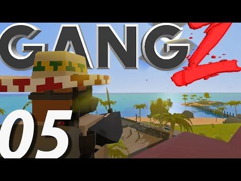 Unturned Hawaii | GangZ S5 | 05 - FAREWELL HAWAII!