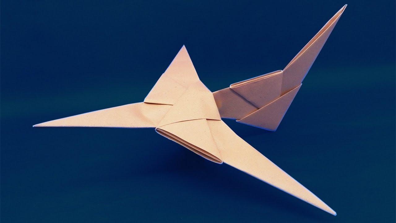 paper plane making easy diy crafts oirgami toys airplane making