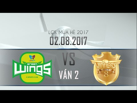 [02.08.2017] Ever 8 vs Jin Air [LCK Hè 2017][Ván 2]