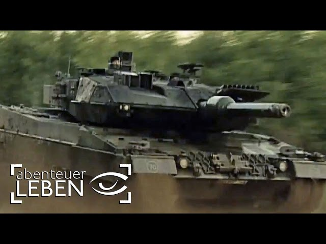 Das Panzer-Messer (1/2) | Abenteuer Leben