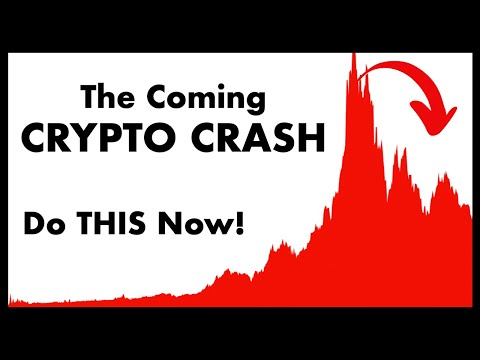 The Coming Crypto Crash - Are You Prepared?