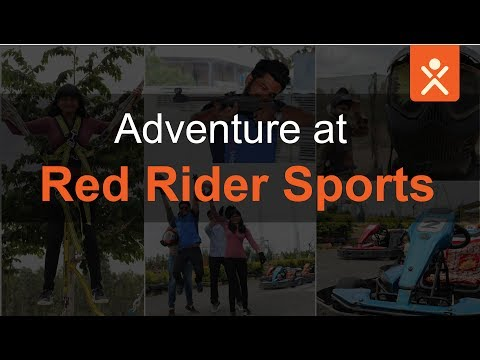 Red Rider Sports | Adventure Package | Xoxoday | Bangalore
