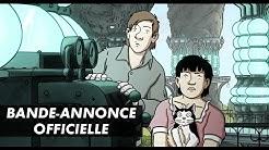 AVRIL ET LE MONDE TRUQUE - Bande annonce (2015)