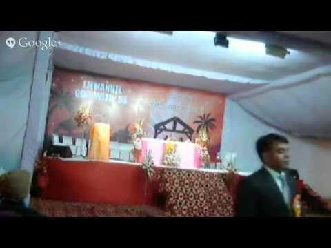 live from secret heart church New Delhi