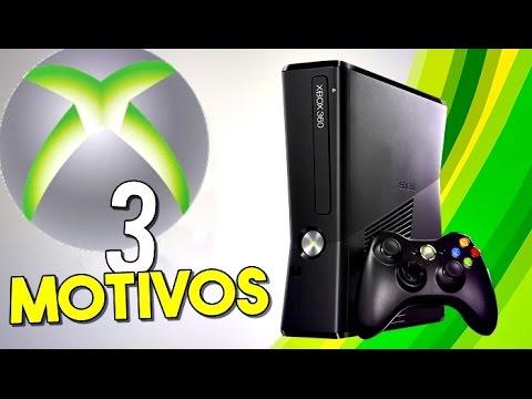 3 MOTIVOS PARA VOCÊ TER XBOX 360 em 2017