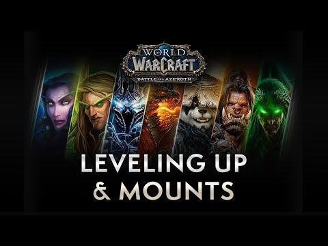 Leveling up & Mounts - New & Returning Player Guides by Bellular