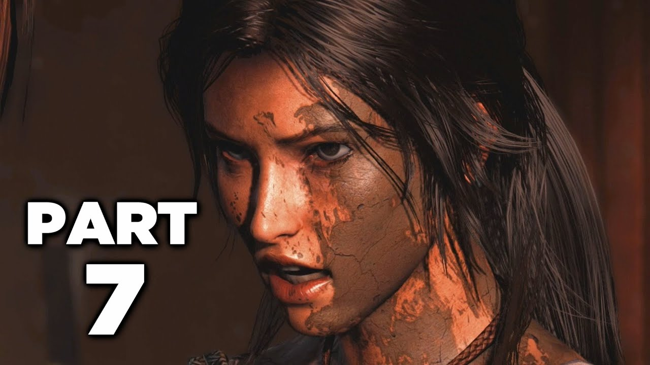 Into The Fire Tomb Raider Definitive Edition Gameplay