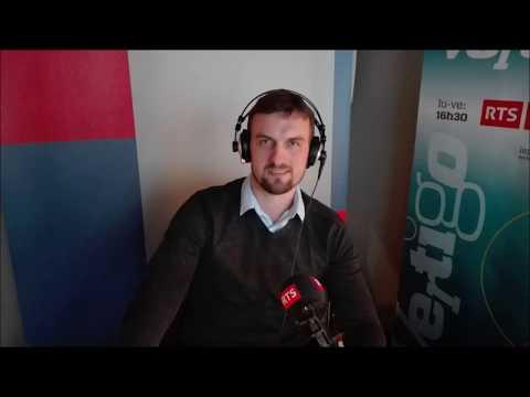 Rémi Durand - Radio Télévision Suisse - Les hippies et la Silicon Valley