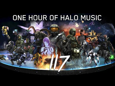 One Hour of Halo Music: 117