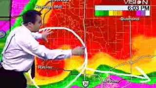 Kevin Lighy KSPR May 10 EF4 Tornado Coverage part 2