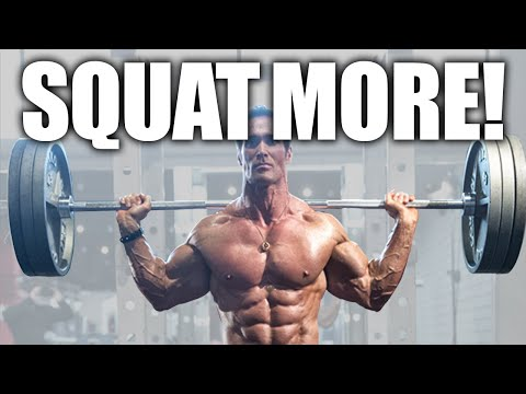 How To Squat More | Mike O'Hearn