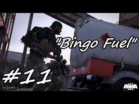 "Arma 3 Campaign Gameplay Walkthrough Part 11 ""Bingo Fuel"" Episode 2"