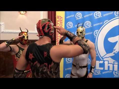 Chikara Temple of Doom & Chikara Supremecy 2016 Highlights