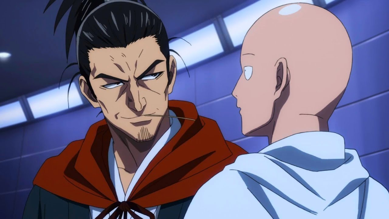 Download Dos heroes de clase S menosprecian a Saitama - One Punch Man (Español Latino HD)