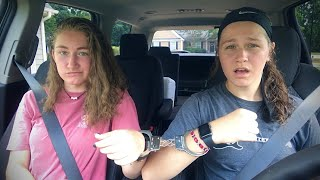 Handcuffed To My Sister For 24 Hours!! (FAIL)
