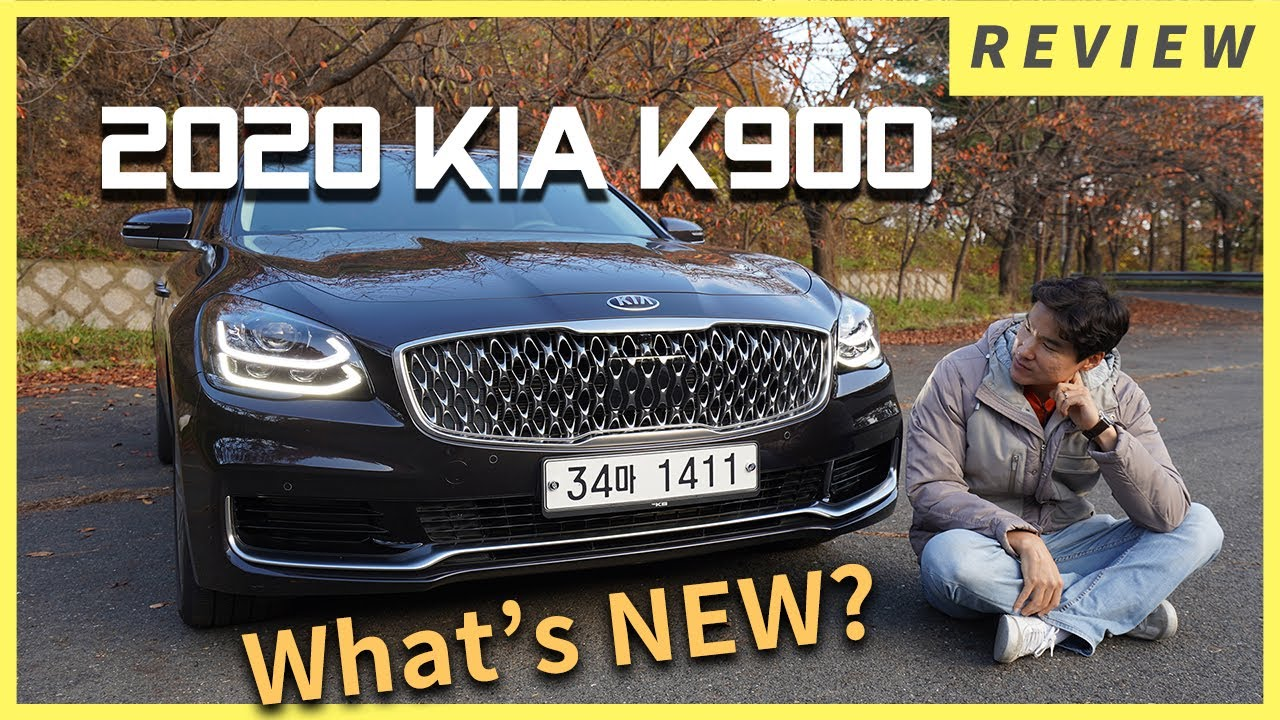 Kia K900 Review What Is New For 2020 Kia K900 Better Than Genesis G90 Youtube