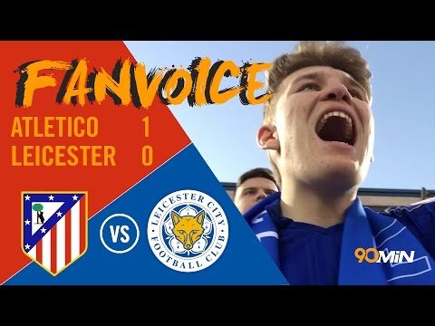Atletico 1-0 Leicester | Griezmann scores penalty to give Atletico 1-0 win over Leicester | FanVoice