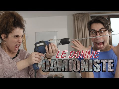 Le Donne Camioniste - iSoldiSpicci
