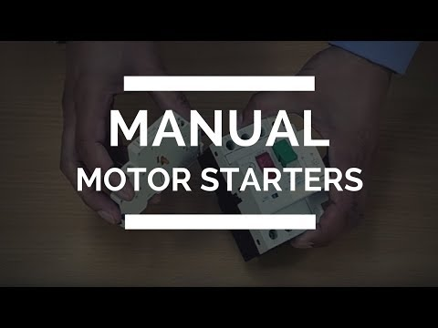 Europa Components | Manual Motor Starters Demonstration