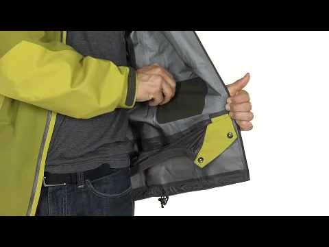 13dbf14192 Arc'teryx Men's Sidewinder SV Jacket - YouTube