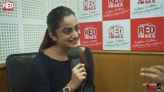 Namitha Pramod | Margamkali | Red Carpet | RJ Mike | Red FM