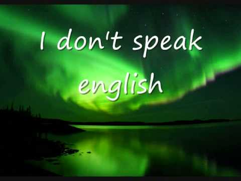 Como se dice Yo No Hablo Ingles en Ingles