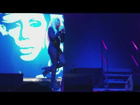 TAMAR BRAXTON  ALL THE WAY HOME LIVE - (XSCAPE REUNION Tour) Norfolk 2017