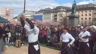 bågskytte körsbärsblommans dag stockholm 2017(, 2017-04-22T15:14:54.000Z)