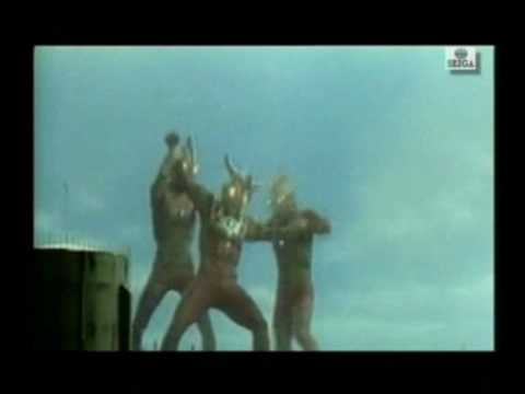 Ultra Brothers vs Ultraman Leo and Astra Part 2