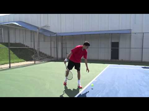 Jack Evans - College Tennis Recruiting Video