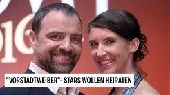 """""""Vorstadtweiber""""-Stars wollen heiraten"""