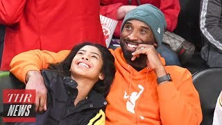 Kobe Bryant & Daughter Gianna Die in Helicopter Crash - A Legend Gone Too Soon | THR News