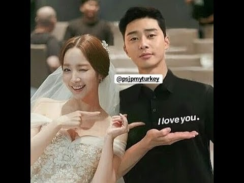 Park Seo Joon 💓 Park Min Young ~ Whats Wrong With Secretary Kim TRUE  L O V E R