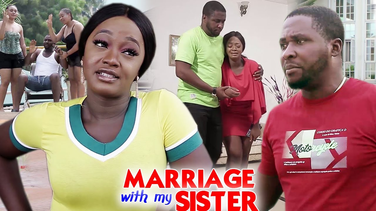 """Download Marriage With My Sister """"New Movie"""" 1&2-Luchy Donalds/Onny Michael 2021 Latest Nigerian Movie"""